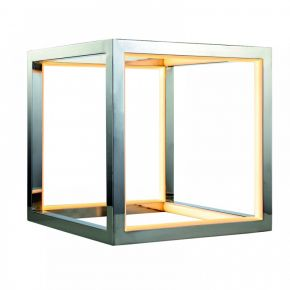 InLight Επιτραπέζιο φωτιστικό από αλουμίνιο σε χρώμιο απόχρωση (3459-Χρώμιο)