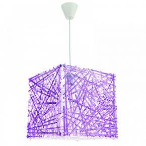 InLight Κρεμαστό φωτιστικό από μοβ plexiglass (4339-Μοβ)