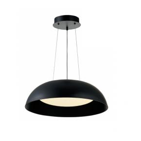 InLight LED Κρεμαστό Φωτιστικό Οροφής 48W 4000K Μεταλλικό & Ακρυλικό Μαύρο