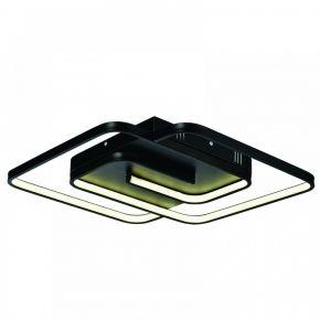 InLight Πλαφονιέρα οροφής από μαύρο αλουμίνιο (42167-Μαύρο)