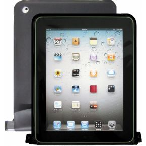 JR Gear Στεγανή Θήκη iPad Mini Μαύρη