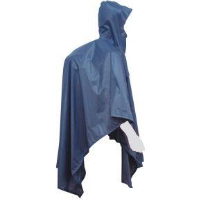 JR Gear Αδιάβροχο Poncho Παιδικό Μπλε