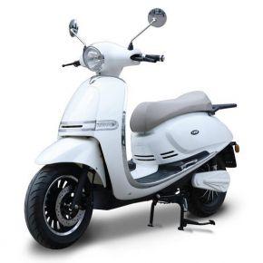 "EUROSPEED Ηλεκτρικό Scooter ""JS2A""  4000W 72V 40AH Λευκό"