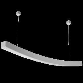 Kalfex Γραμμικό Φωτιστικό LED Fos Τόξο T17000 196cm