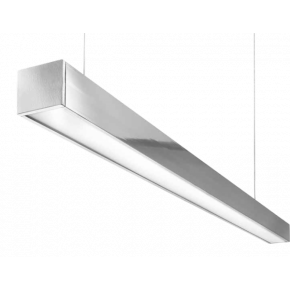 Kalfex Γραμμικό Φωτιστικό LED FOS 53W HE 280cm