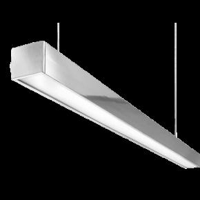 Kalfex Γραμμικό Φωτιστικό LED FOS 74W HE 392cm