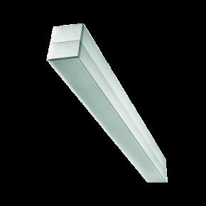Kalfex Γραμμικό Φωτιστικό LED Fos Άμεσο - Έμμεσο 22W 58cm HΕ