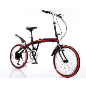 Lamda Αεροδυναμικό Έξυπνο Σπαστό Ποδήλατο Clever Bike™ V2