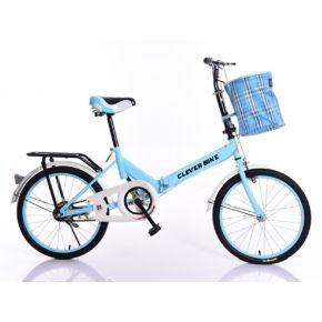 Lamda Αεροδυναμικό Έξυπνο Σπαστό Ποδήλατο CleverBike™ V1