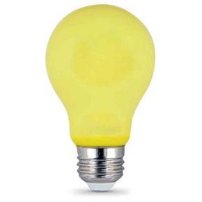 UNIVERSE LED Λάμπα Αντικουνουπική A60 E27 4W Κίτρινη