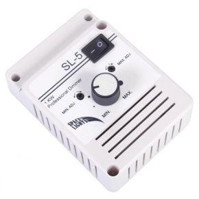 Spacelights Επίτοιχο Dimmer Για LED Λαμπτήρες 1000W Λευκό