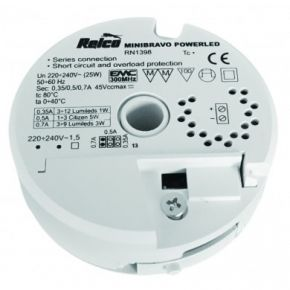 Relco LED Multipower Driver 14W/350mA 18W/500mA 25W/700mA Σταθερού Ρεύματος IP20