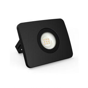 Lumax LED Προβολέας 10W IP65 Θερμό Λευκό