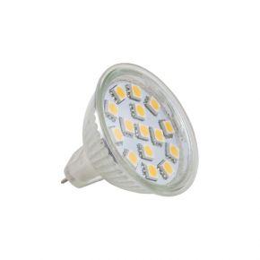 Lumax Λαμπτήρας LED 4W GU5.3 MR16 6000K
