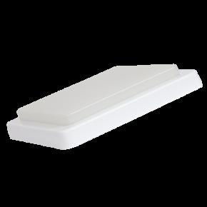 Lumax LED Φωτιστικό Πλαφονιέρα Ambid II 24W IP54