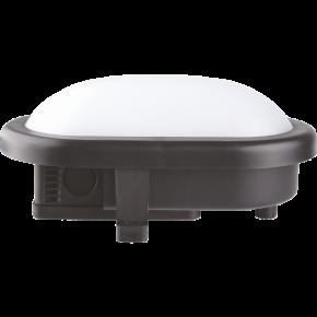 Lumax  Επίτοιχο Φωτιστικό Oval LED 10W IP44