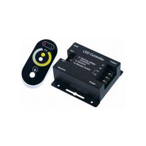 Lucas LED Dimmer Controller με Τηλεχειριστήριο Αφής RF