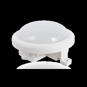 Lucas LED Φωτιστικό 12W Χελώνα Round IP65