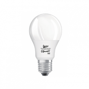 Lucas LED Λάμπα 12W E27 A60 12V-24V