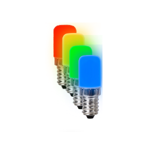 Lucas LED Λαμπτήρας Νυκτός 2W E14