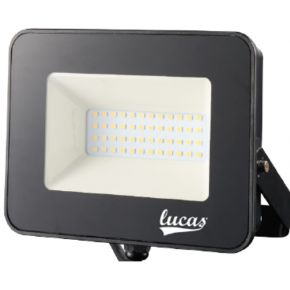 Lucas LED Προβολέας 30W με IC Driver IP65