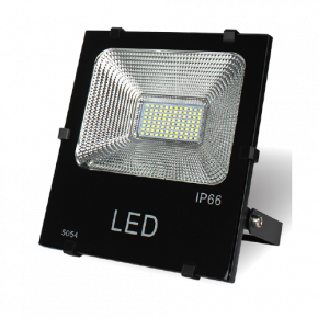Lucas LED Προβολέας 50W SMD με Φωτοβολταϊκό IP66