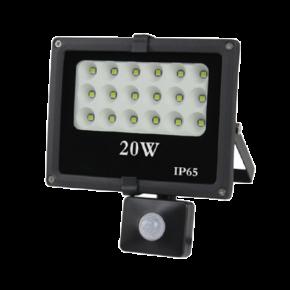 Lucas LED Προβολέας 20W SMD Motion Sensor