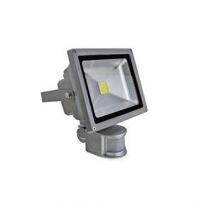 Lucas LED Προβολέας 50W Motion Sensor