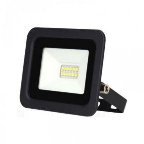 Lucas LED Προβολέας SMD DOB Chip LG 10W IP65 Μαύρος