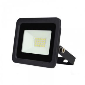 Lucas LED Προβολέας SMD DOB Chip LG 20W IP65 Μαύρος