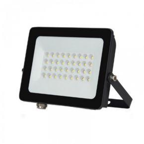 Lucas LED Προβολέας SMD DOB Chip LG 30W IP65 Μαύρος