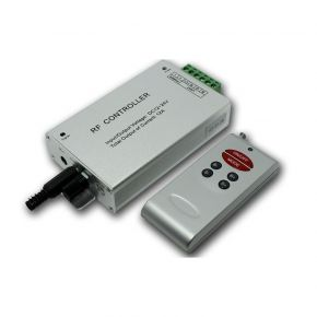 Lucas LED RGB Controller με Τηλεχειριστήριο RF