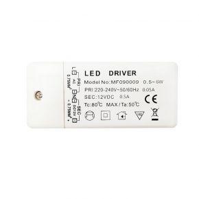 Lucas LED Τροφοδοτικό 6W 12V