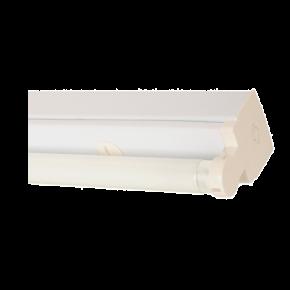 Lucas Σκαφάκι για T8 LED Λάμπες Φθορισμού Μονό 600mm