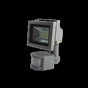 Lucas LED Προβολέας 10W SMD Motion Sensor