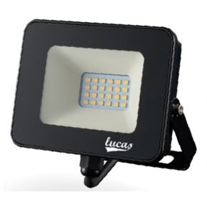Lucas LED Προβολέας 10W με IC Driver IP65