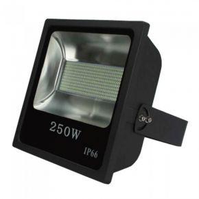 Lucas LED Προβολέας 250W SMD IP66 Μαύρος