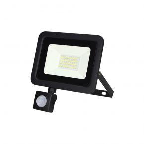 Lucas LED Προβολέας SMD-LG 20W IP65 Μαύρο Αλουμίνιο