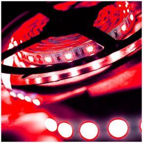 Spacelights Ταινία LED 24V 14.4W IP20 RGB
