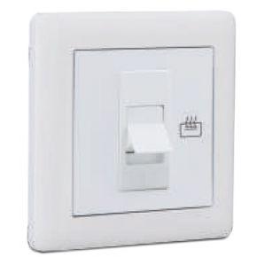 Makel British Standard Heater Διακόπτης 32A Λευκός