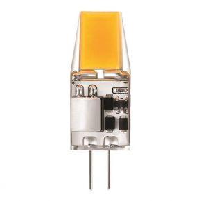 Eurolamp LED Λάμπα COB G4 Σιλικόνης 12V