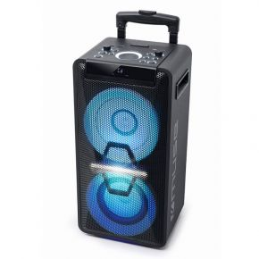 Muse Party Box 300W Bluetooth/Cd-mp3/USB Με Μικρόφωνο M-1920dj