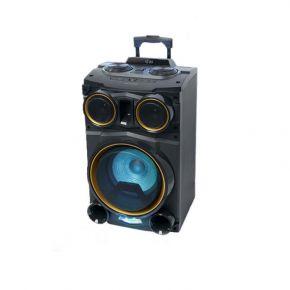 Muse Party Box 500W Bluetooth/FM-MP3/USB Με Μικρόφωνο M-1938DJ