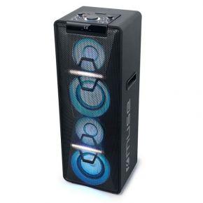 Muse Party Box 800W Bluetooth/Cd-mp3/USB Με Μικρόφωνο M-1950dj