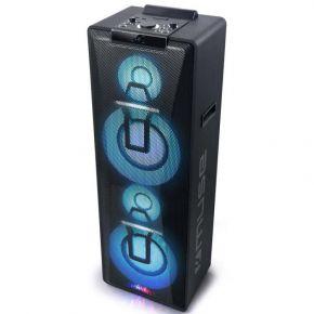 Muse Party Box 800W Bluetooth/Cd-mp3/USB Με Μικρόφωνο M-1990dj