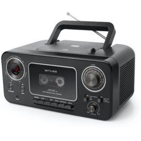 Muse Ψηφιακό Ραδιόφωνο CD-PLAYER M-182RDC Μπαταρίας και Ρεύματος