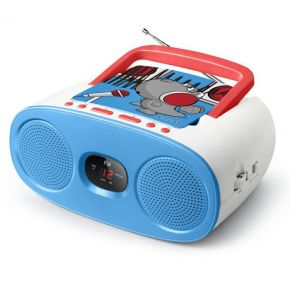 Muse Ραδιόφωνο CD-PLAYER M-20KDB Μπαταρίας και Ρεύματος Ψηφιακό