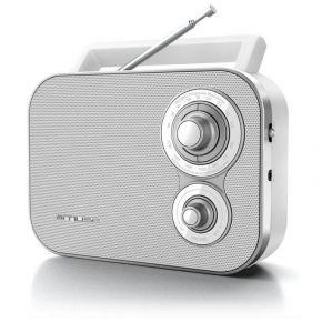 Muse Ραδιόφωνο M-051RW Μπαταρίας και Ρεύματος Αναλογικό
