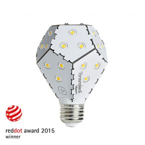 Nanoleaf Bloom LED Λάμπα 10W E27 Dimmable White