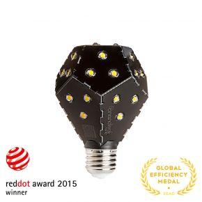 Nanoleaf One LED Λάμπα 12W E27 Black